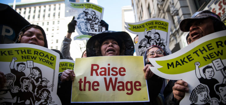 Non-Profit Seeks Underpaid Executive Director To Help Fight For Higher Wages