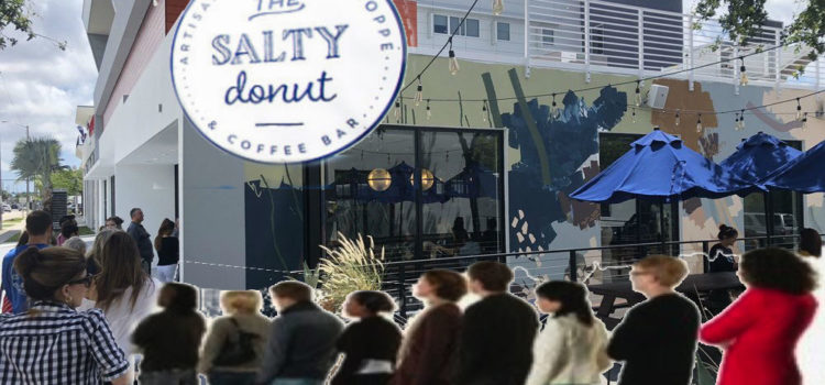 Massive Overcrowding and Long Lines Lead To 11 Dead Outside Salty Donut