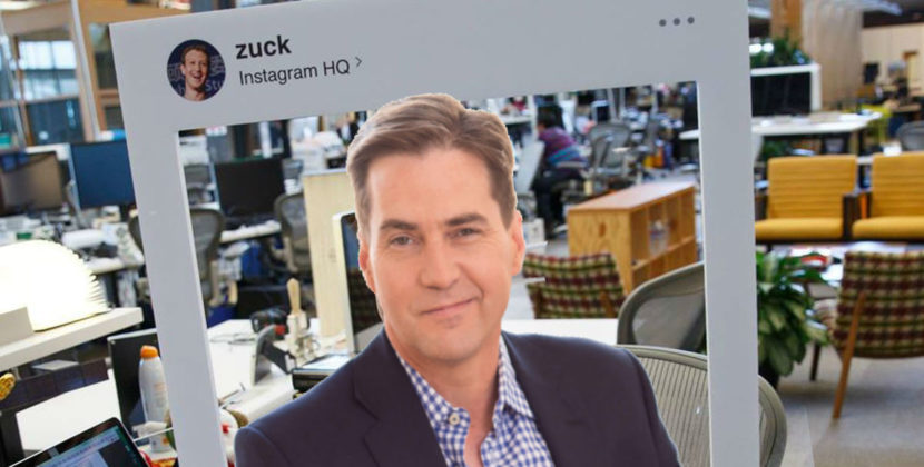 Craig Wright Stands By Claim He Is Mark Zuckerberg