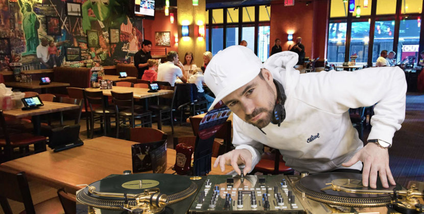 Local DJ To Continue Tuesday Night Set Despite Unanimous Indifference