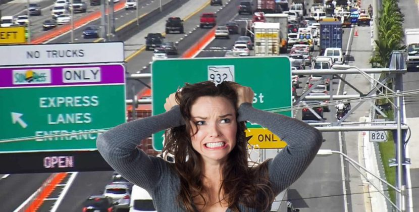 Now 826 Will Only Take Emotional Toll On Drivers