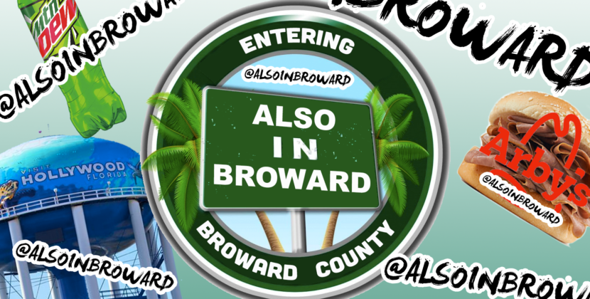 'Only In Dade' Launches 'Also In Broward' Spinoff Page For People Who Think Broward Compares To Dade