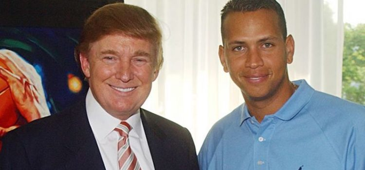 Trump Asks Arod For Advice On Coronavirus and How To Get Fuckin Ripped Fast