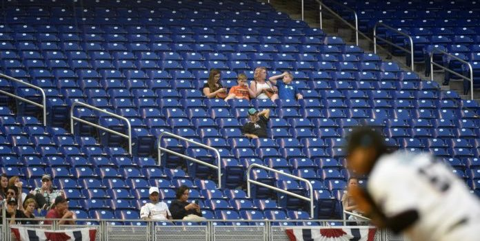 Marlins To Play Next Season Without Fans In Attendance; Nothing To Do With Coronavirus