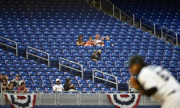 Marlins To Play Rest Of Season Without Fans In Attendance; Nothing To Do With Coronavirus