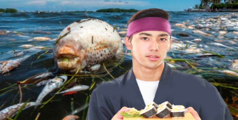 "New ""Biscayne Bay Sushi"" Offers Local Seafood at Discount Prices. Considering Name Change."