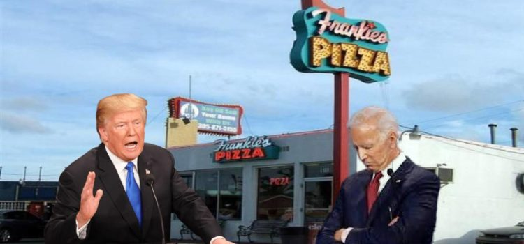 The Plantain's Review of Last Night's Debate And Also Frankie's Pizza (Both Were Bad)