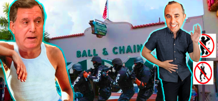 Miami Commissioner Tries To Bans Dancing In Little Havana To Protect Public Safety
