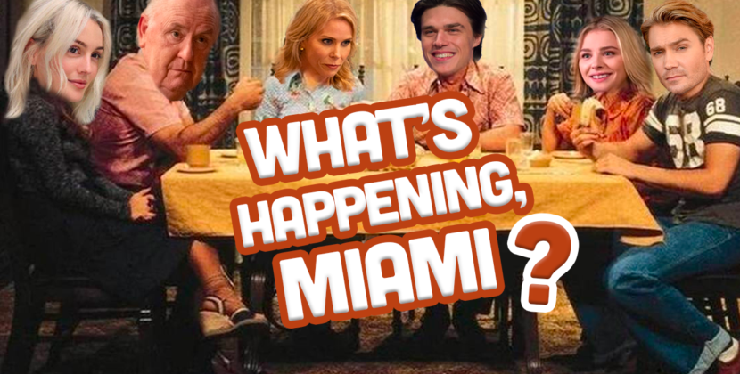 """All White """"¿Qué Pasa, USA?"""" Reboot """"What's Happening, Miami?"""" In The Works"""